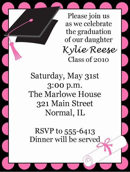 Formal Graduation Invitation Wording Fresh 157 Best Graduation Images On Pinterest