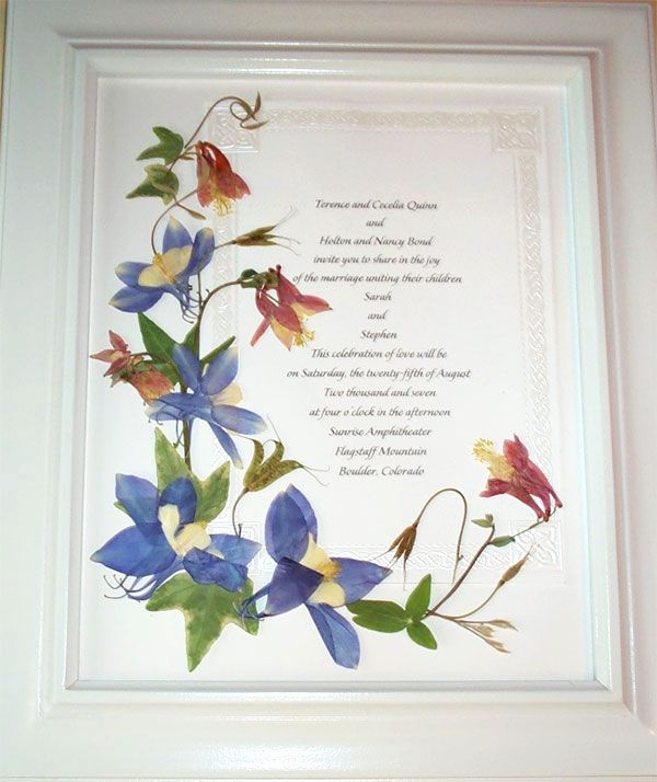 Framed Wedding Invitation Keepsake Fresh 15 Best Wedding Invitations Framed Keepsake Images On