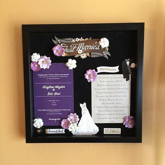 Framed Wedding Invitation Keepsake Fresh Best 25 Wedding Invitation Keepsake Ideas On Pinterest