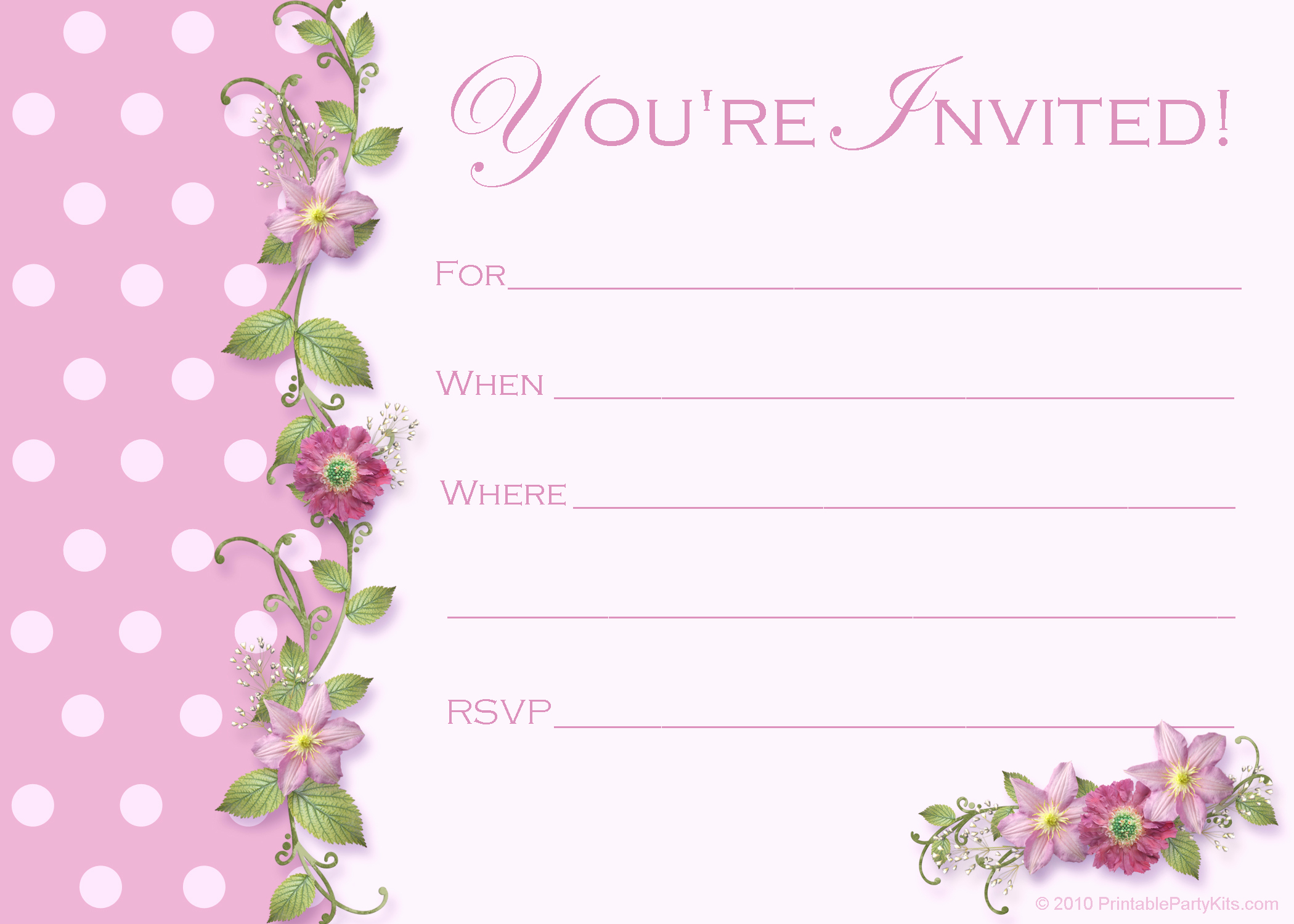 Free Anniversary Invitation Templates Lovely Free Sweet 16 Birthday Invitations – Free Printable