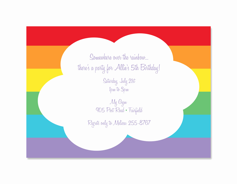 Free Art Party Invitation Templates Awesome Modern Cute Birthday Invitation Template