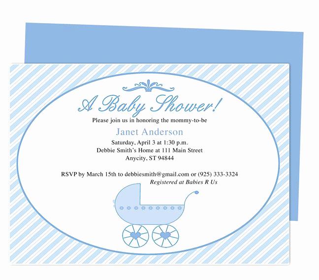 Free Baby Shower Invitation Templates Elegant 42 Best Images About Baby Shower Invitation Templates On