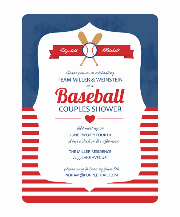Free Baseball Invitation Template New 115 Ticket Templates Word Excel Pdf Psd Eps