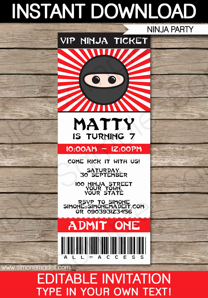 Free Baseball Invitation Template New Basketball Ticket Invitation Barcode Google Search
