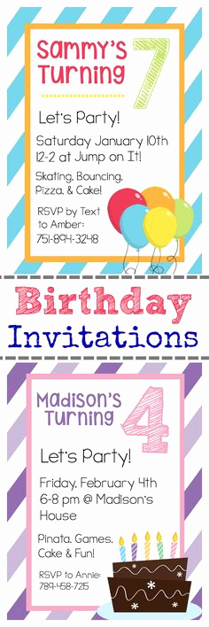 Free Basketball Invitation Templates Fresh Free Printable Sports Birthday Party Invitations Templates