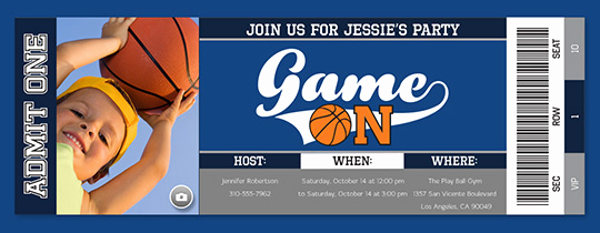 Free Basketball Invitation Templates Unique Free College Basketball Line Invitations