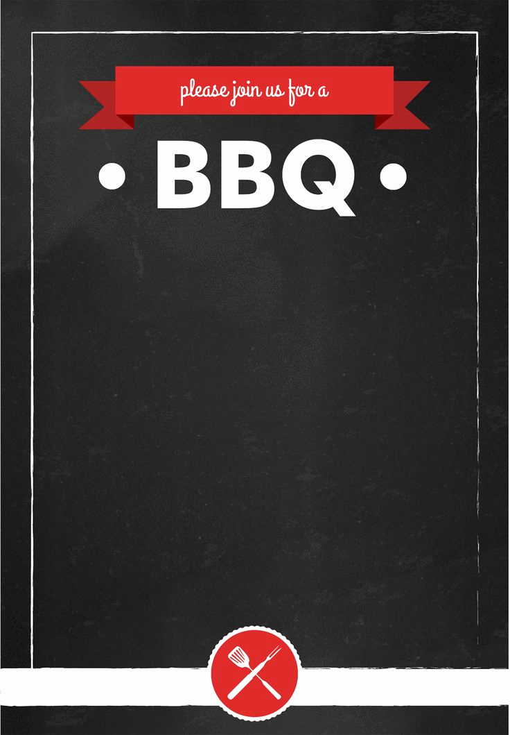 Free Bbq Invitation Template Awesome 17 Best Images About Barbecue Invitations On Pinterest