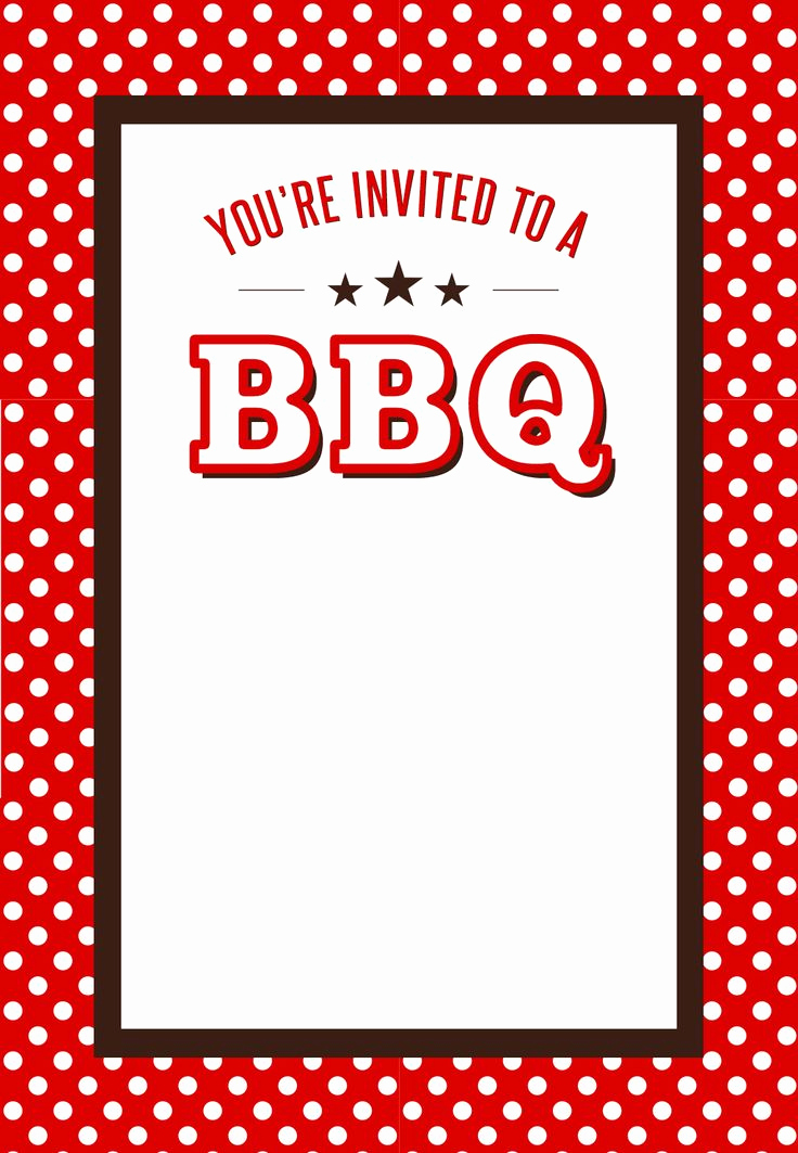 Free Bbq Invitation Template Lovely 17 Best Images About Bbq On Pinterest