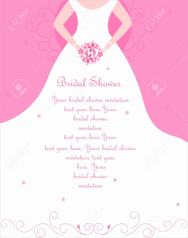 Free Bridal Shower Invitation Printables Best Of 26 Free Bridal Shower Invitations Psd Eps