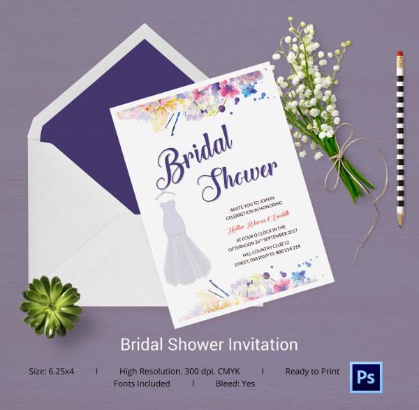 Free Bridal Shower Invitation Templates Best Of 25 Bridal Shower Invitations Templates
