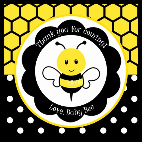Free Bumble Bee Invitation Template Elegant Free Bumble Bee Template Printable Download Free Clip Art