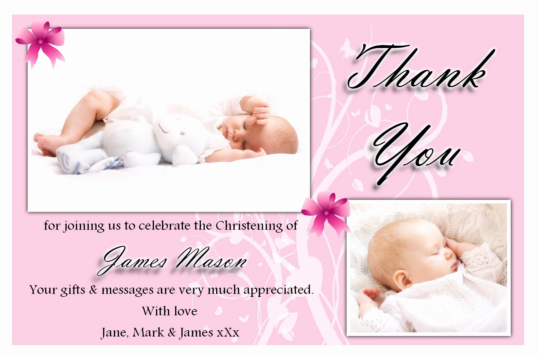 Free Christening Invitation Templates Inspirational Baptism Invitations Free Baptism Invitation Template