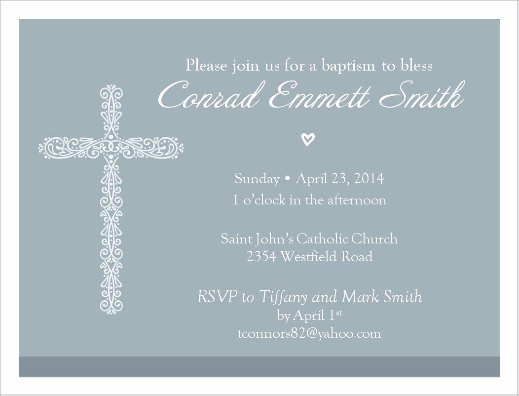 baptism invitation templates printable