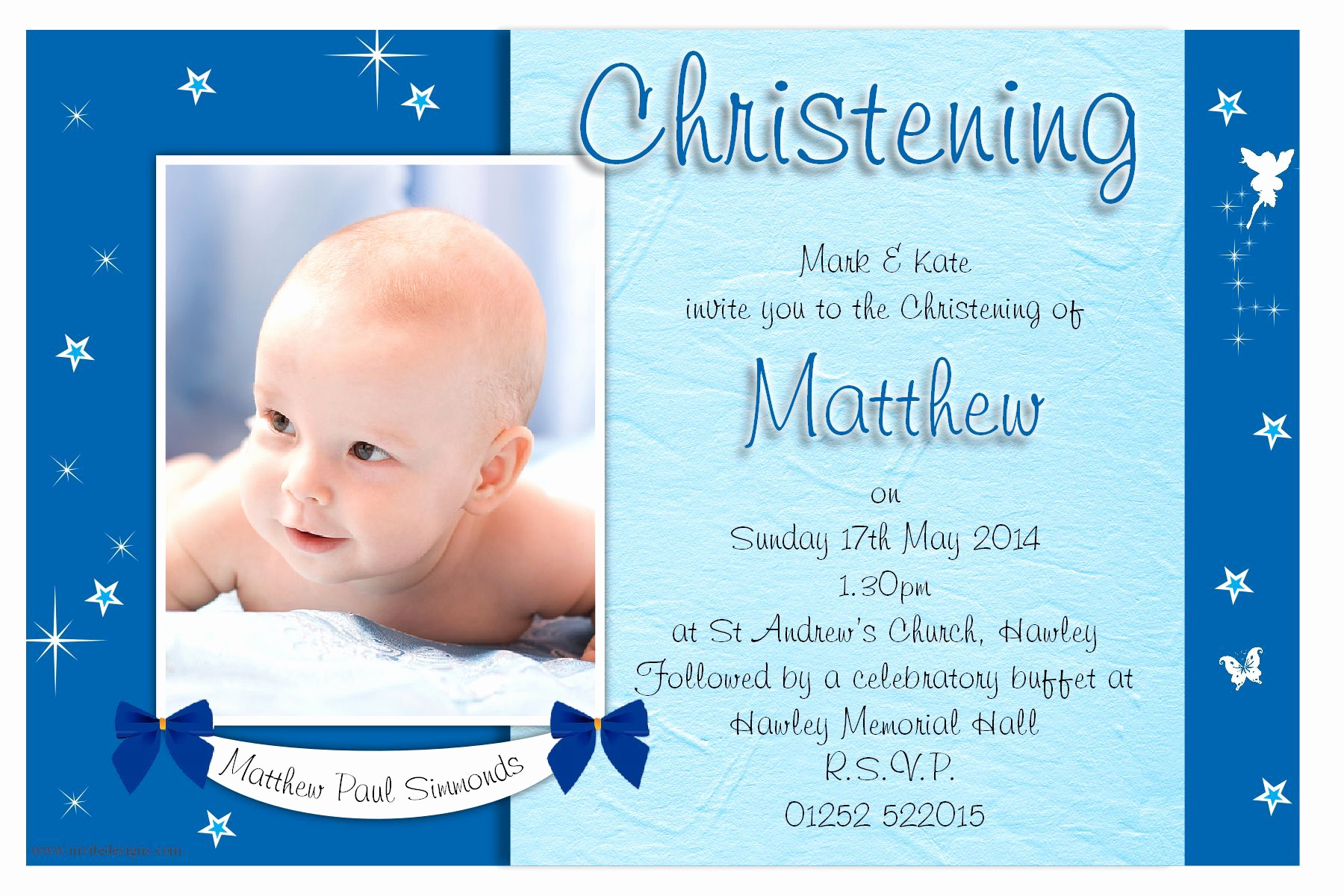 Free Christening Invitation Templates Luxury Free Christening Invitation Template Printable