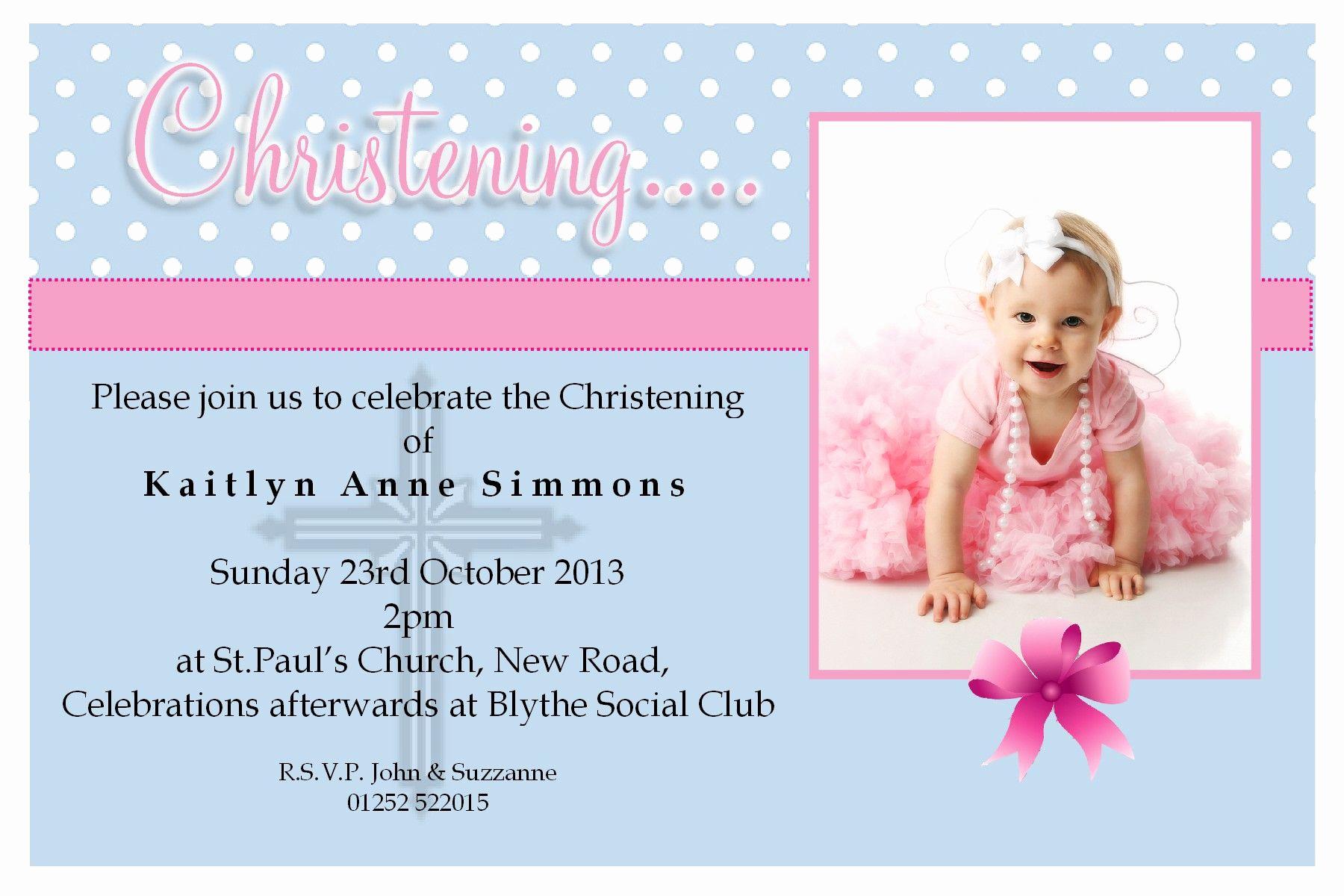 Free Christening Invitation Templates Unique Free Christening Invitation Templates Photoshop