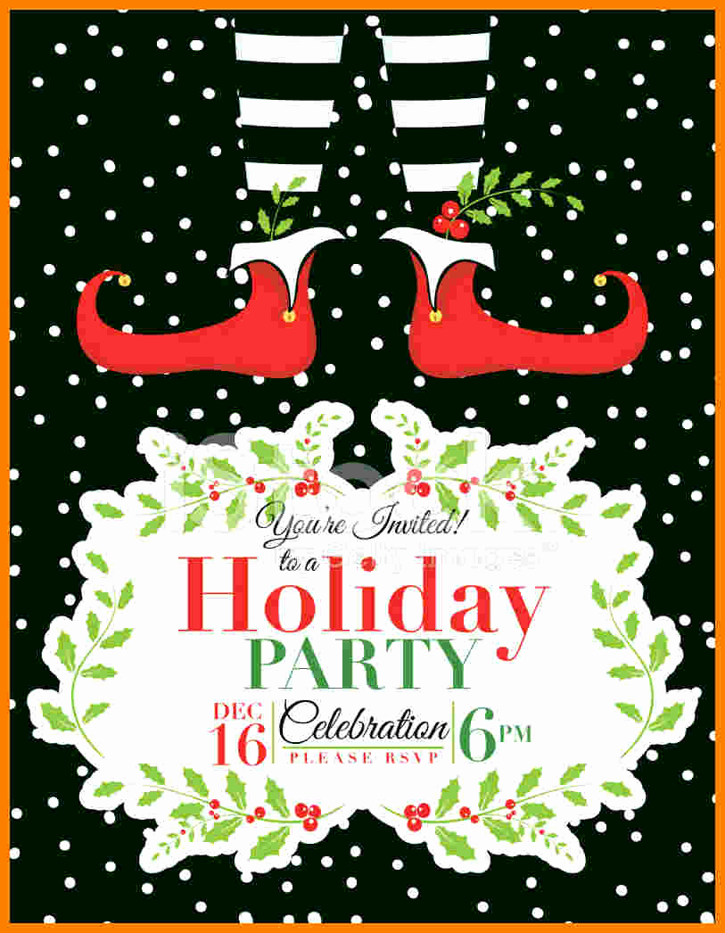 Free Christmas Party Invitation Templates Awesome 8 Free Christmas Party Invitation Templates