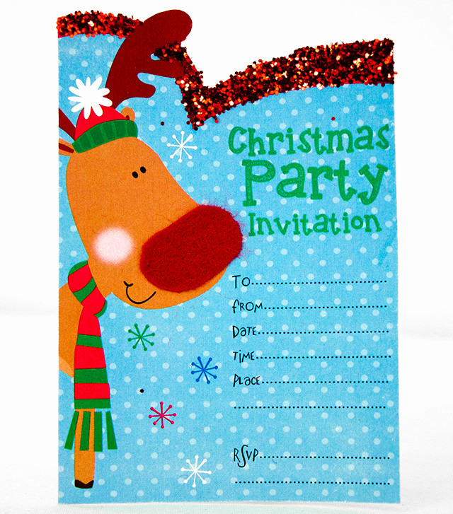 Free Christmas Party Invitation Templates Awesome Free Printable Christmas Invitation Templates