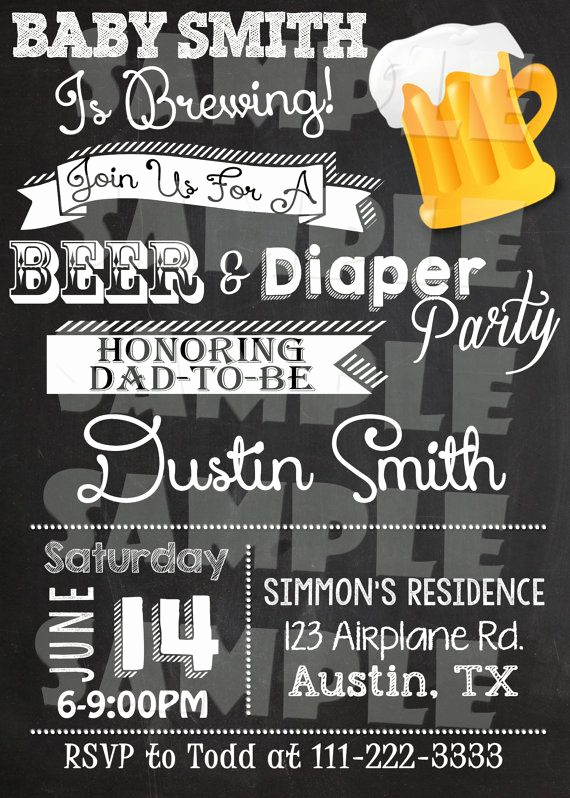 Free Diaper Party Invitation Templates Elegant 17 Best Ideas About Couples Baby Showers On Pinterest