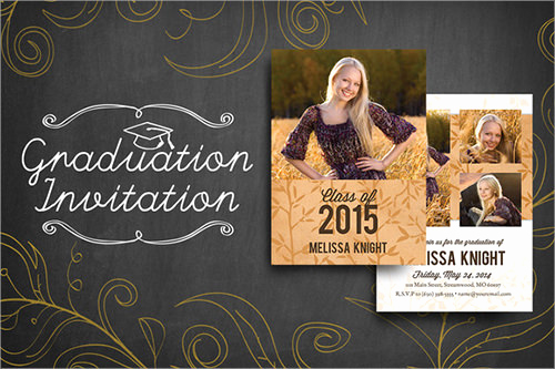 Free Download Graduation Invitation Templates Beautiful Sample Invitation Template Download Premium and Free