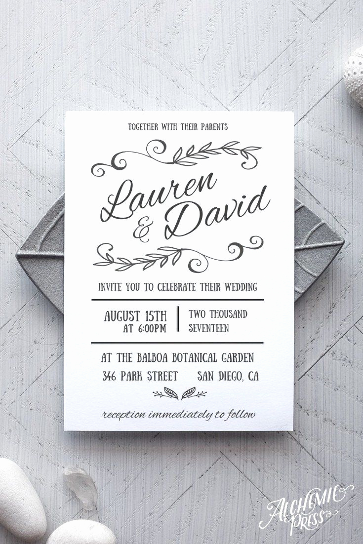 Free Downloadable Wedding Invitation Templates Inspirational Best 25 Invitation Templates Ideas On Pinterest