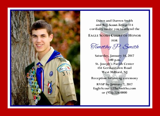 Free Eagle Scout Invitation Template Luxury Product Categories Eagle Scout Court Of Honor Invitations