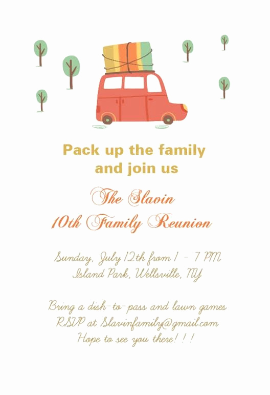 Free Family Reunion Invitation Templates New Best 25 Family Reunion Invitations Ideas On Pinterest