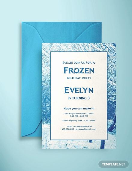 Free Frozen Invitation Templates Inspirational Free Workshop Invitation Template Download 344