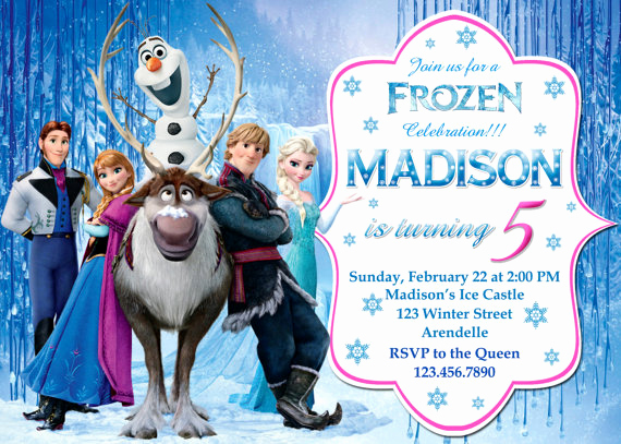Free Frozen Invitation Templates Inspirational Manila Girl Party and Balloon Supplies In Divisoria
