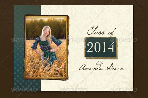 Free Graduation Invitation Templates Download Inspirational 20 Fantastic Psd Graduation Announcement Templates