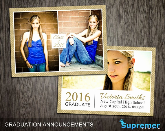Free Graduation Invitation Templates Photoshop Beautiful Graduation Announcements Templates Graduation Card Templates