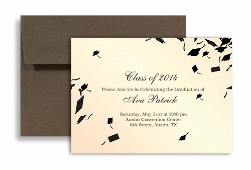 Free Graduation Invitation Templates Printable Best Of Free Printable Graduation Announcement Templates 2018