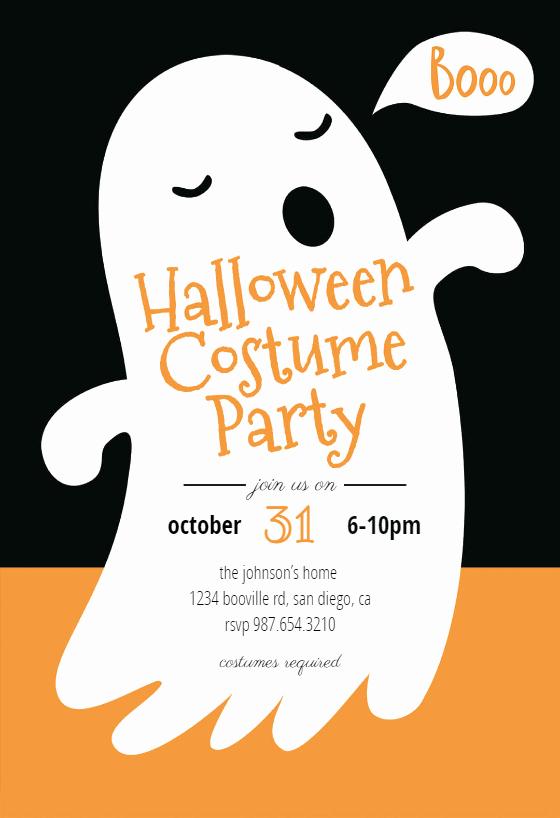 Free Halloween Invitation Printable Awesome Boos Halloween Party Invitation Template Free