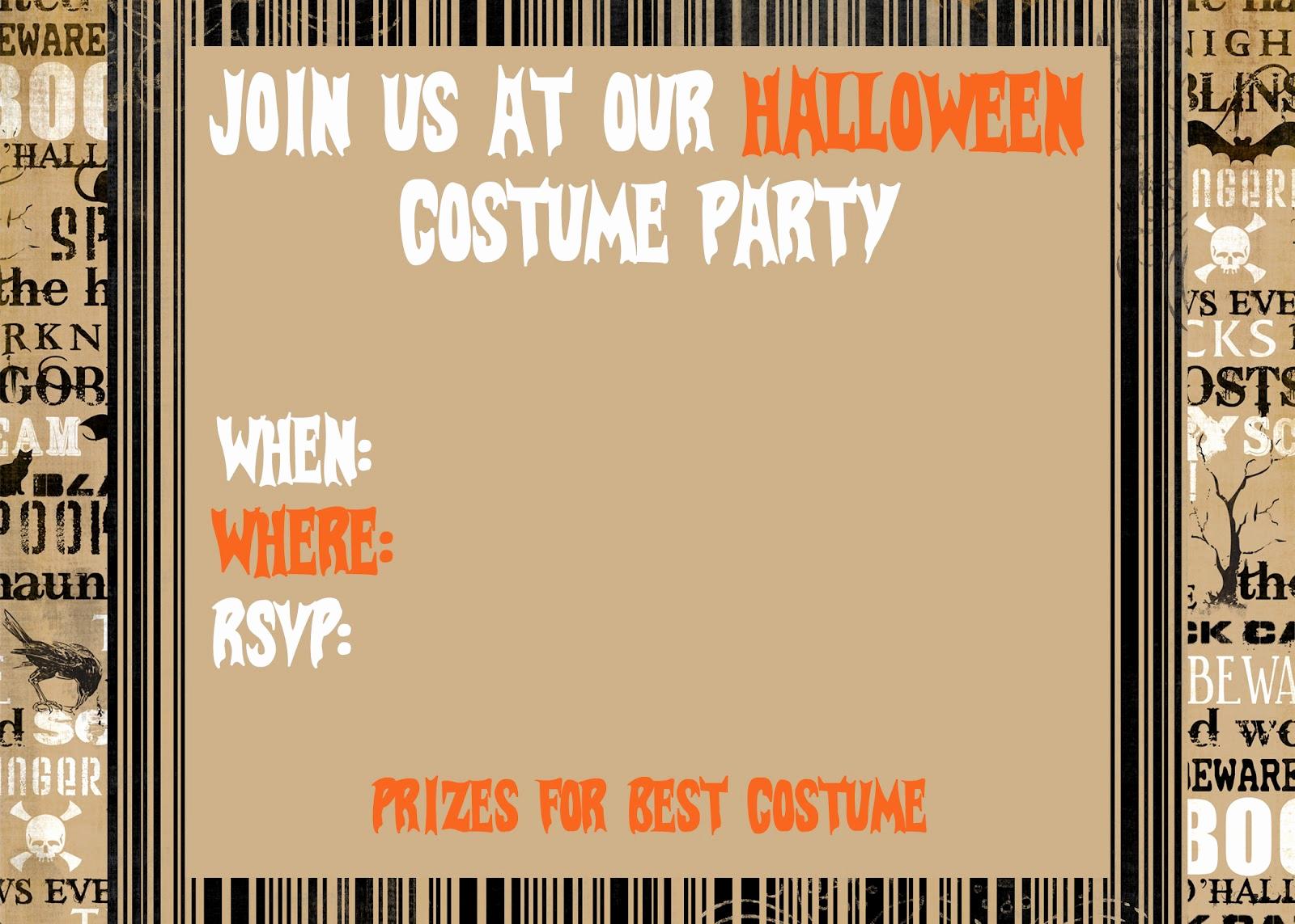 Free Halloween Invitation Printable Best Of Secrets Of A Modern Mama Free Printable Halloween