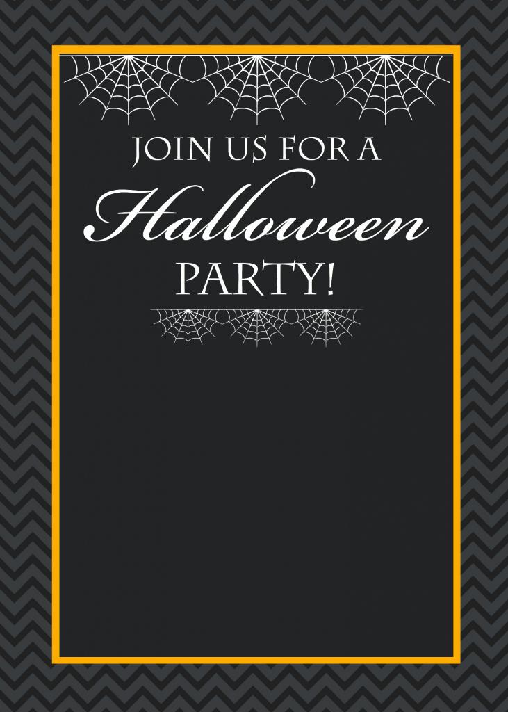 Free Halloween Invitation Printable Fresh Free Printable Halloween Invitations Crazy Little Projects