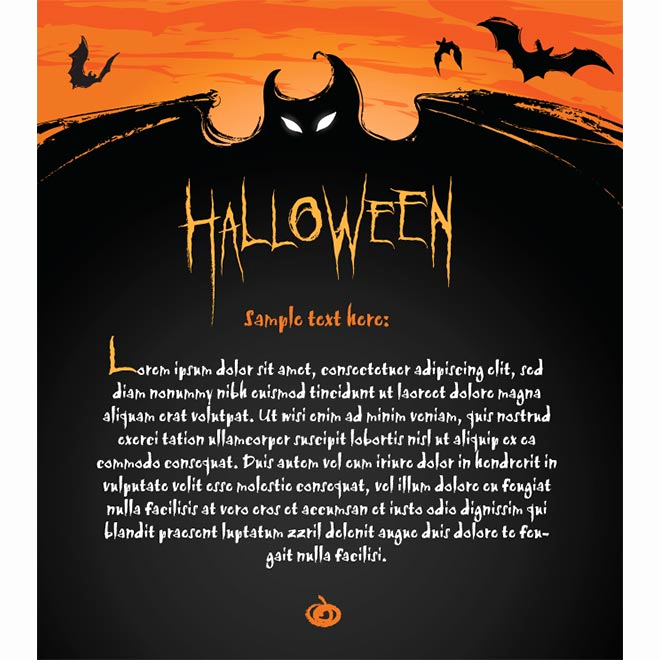 Free Halloween Invitation Template Awesome Halloween Invitations Free Templates – Festival Collections