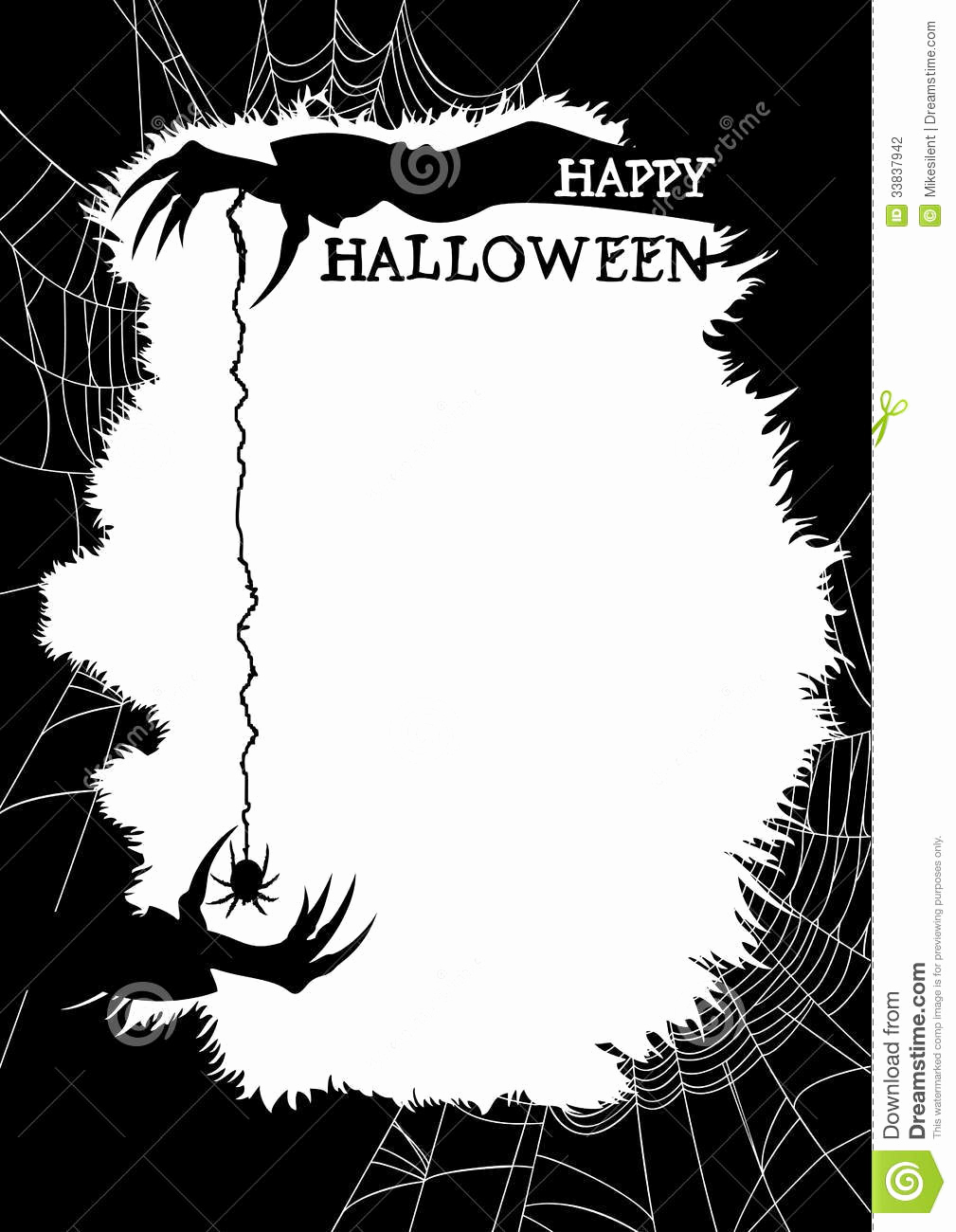 Free Halloween Invitation Template Best Of Blank Halloween Invitation Templates – Festival Collections