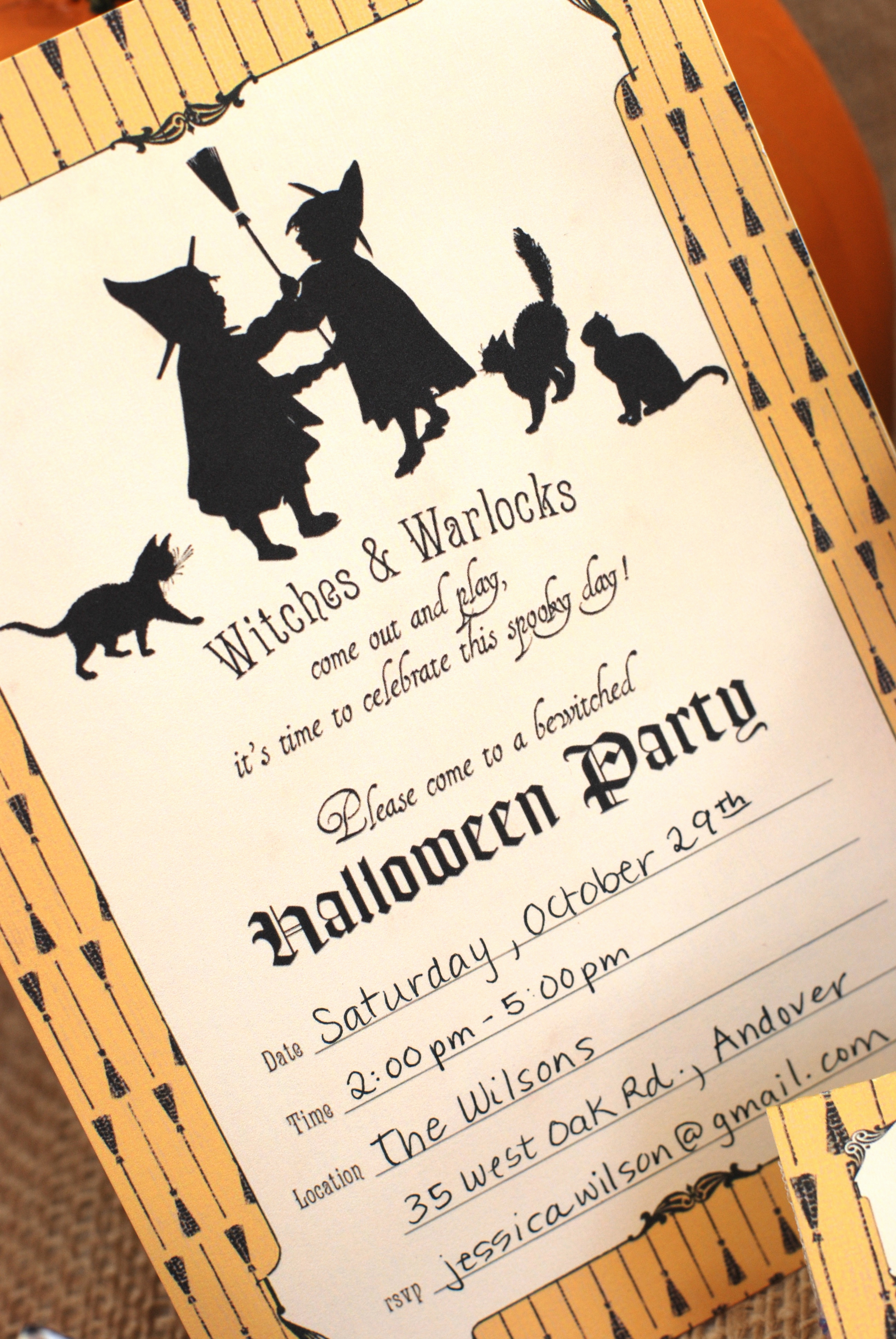 Free Halloween Invitation Templates Best Of Fun and Facts with Kids Halloween Free Printables