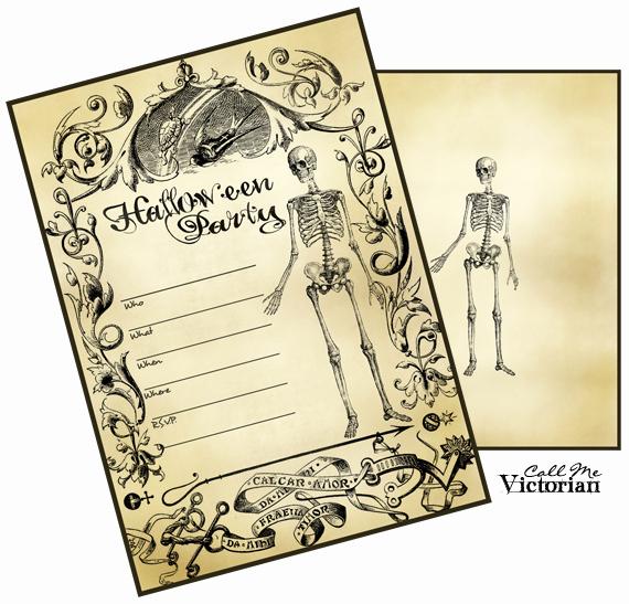 Free Halloween Invitation Templates Printable Best Of Halloween Invitation Cards Free Printable – Festival