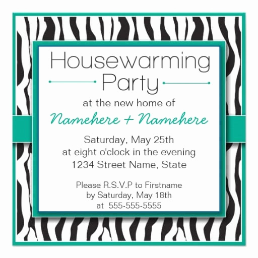 Free Housewarming Invitation Template Awesome Free House Warming Invitation