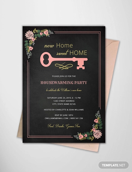 Free Housewarming Invitation Template Best Of 23 Housewarming Invitation Templates Psd Ai