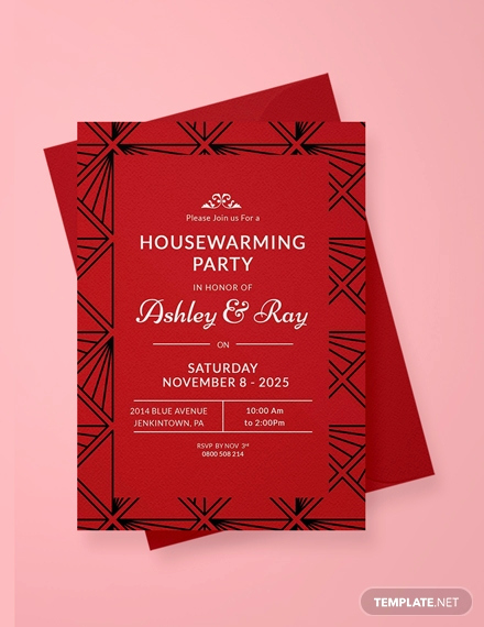 Free Housewarming Invitation Template Elegant Free Housewarming Invitation Template Download 518