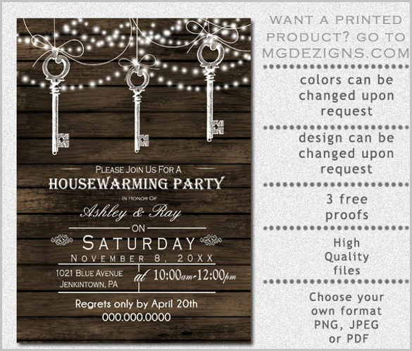 Free Housewarming Invitation Template Fresh 35 Housewarming Invitation Templates Psd Vector Eps