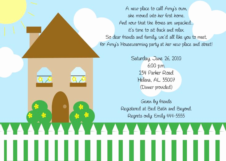 Free Housewarming Invitation Template New Free Printable Housewarming Party Templates