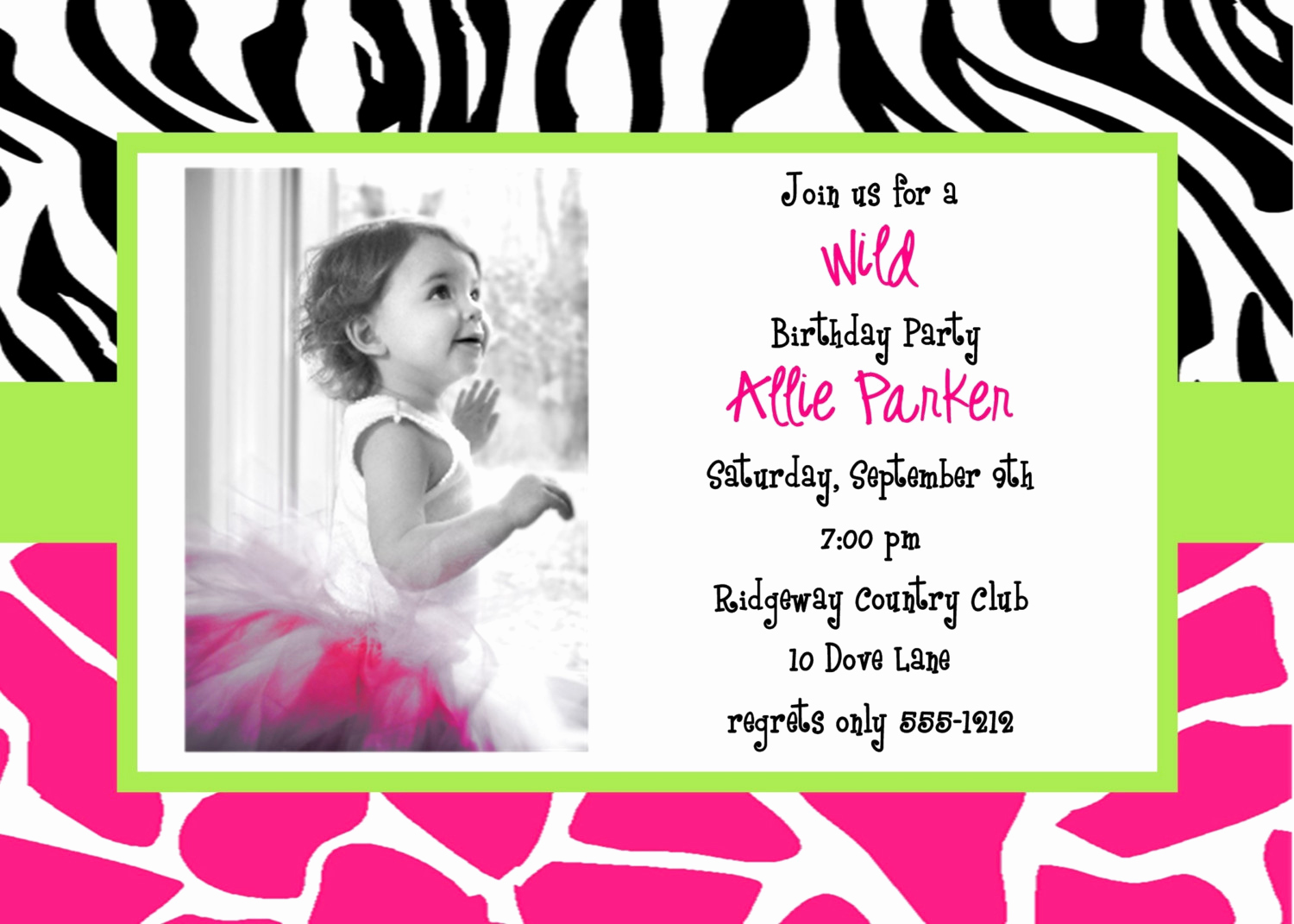 Free Invitation Template Printable Fresh How to Choose the Best E Free Printable Birthday