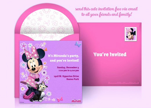 Free Minnie Mouse Invitation Maker Best Of Minnie Mouse Party Ideas and Free Printables