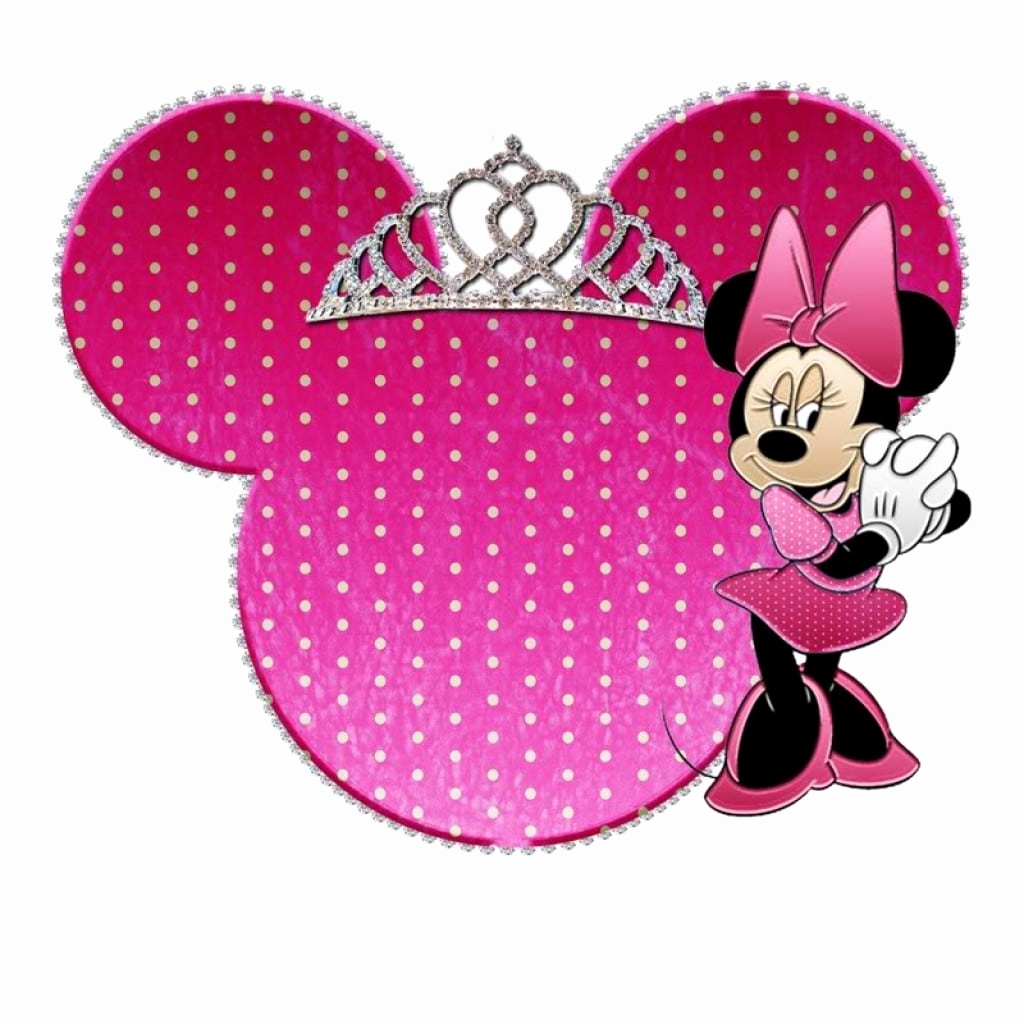 Free Minnie Mouse Invitation Template Best Of Mickey Mouse Invitation Template Free Download