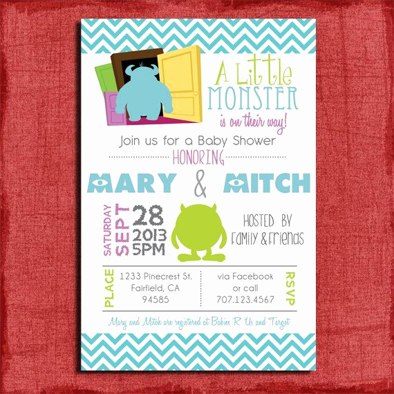 Free Monsters Inc Invitation Template Awesome 78 Images About toy Story Baby Shower On Pinterest