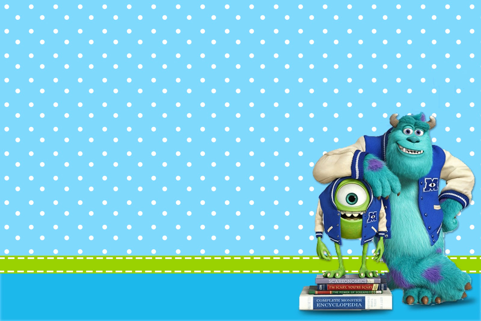 Free Monsters Inc Invitation Template Luxury Monster University Free Printable Party Invitations Oh