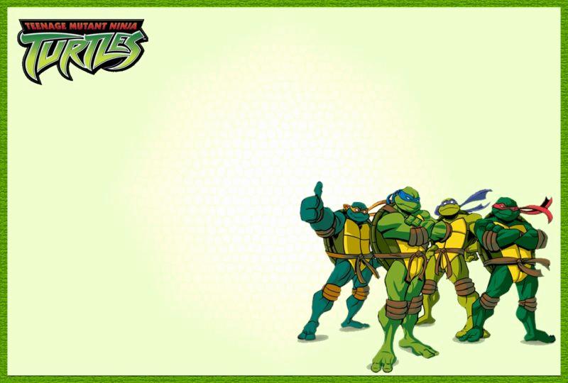 Free Ninja Turtle Invitation Templates Lovely Teenage Mutant Ninja Turtles Another Great Idea for A