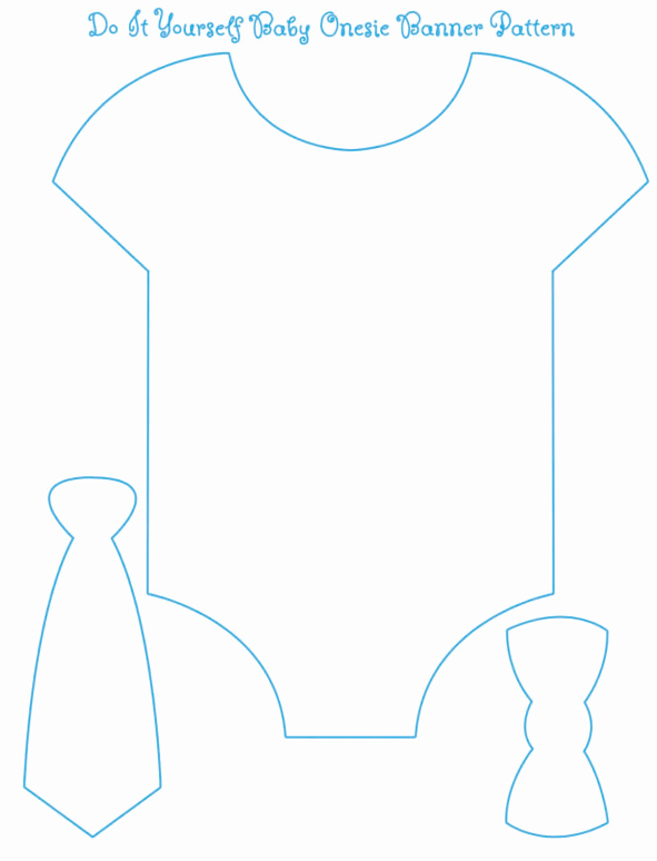 Free Onesie Invitation Template Elegant Live Learn Laugh Baby Boy Shower Decor